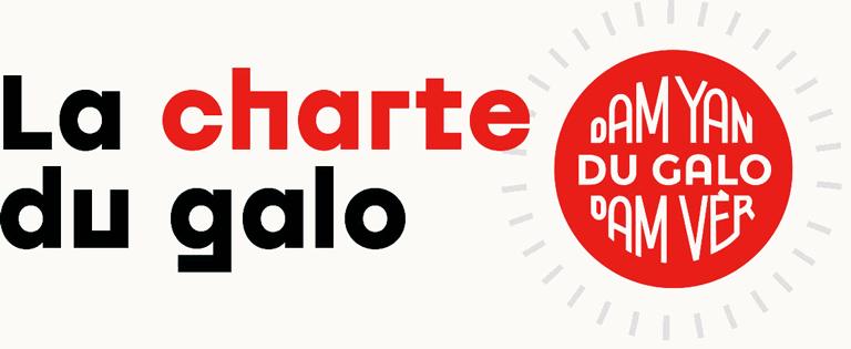 Logo de La Charte du Galo, dam Yan, dam Vèr !