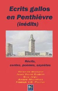 """""""Écrits gallos en Penthièvre : inédits"""""""