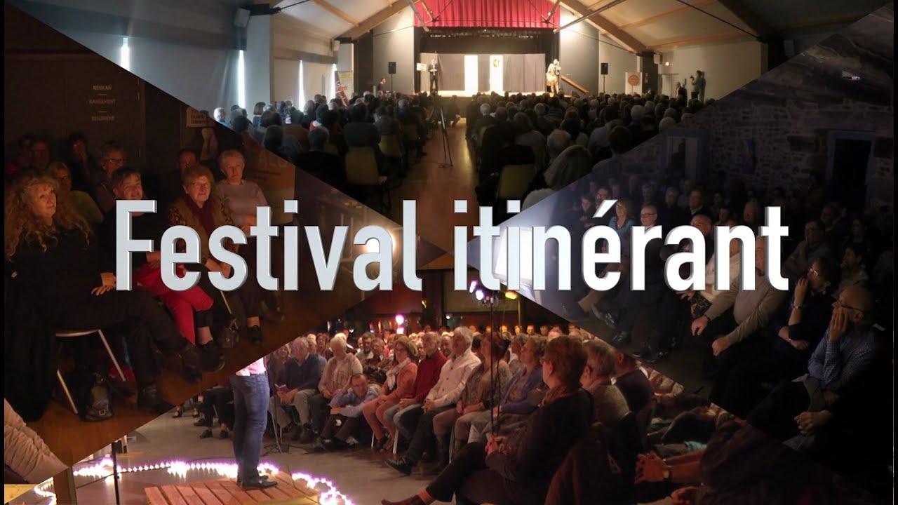 Gallo en scene, festival itinérant